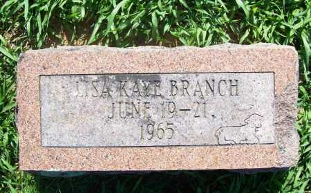 BRANCH, LISA KAYE - Benton County, Arkansas | LISA KAYE BRANCH - Arkansas Gravestone Photos