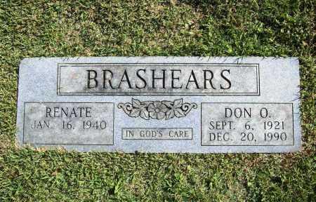 BRASHEARS, DON O. - Benton County, Arkansas | DON O. BRASHEARS - Arkansas Gravestone Photos