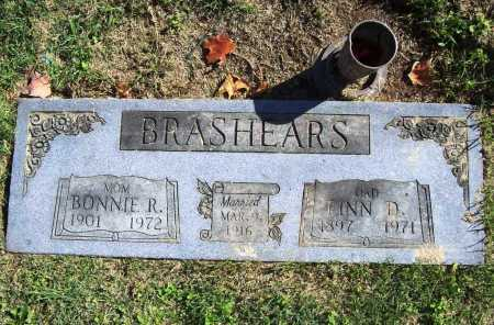 BRASHEARS, BONNIE R. - Benton County, Arkansas | BONNIE R. BRASHEARS - Arkansas Gravestone Photos