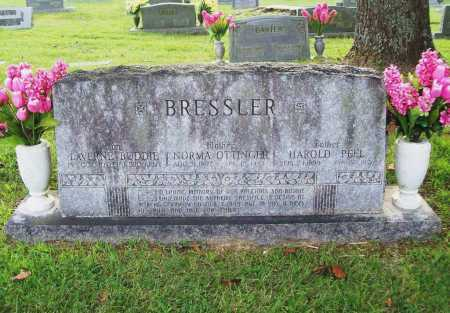 OTTINGER BRESSLER, NORMA - Benton County, Arkansas | NORMA OTTINGER BRESSLER - Arkansas Gravestone Photos