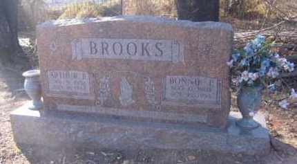 BROOKS, ARTHUR R. - Benton County, Arkansas | ARTHUR R. BROOKS - Arkansas Gravestone Photos