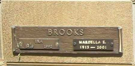 BROOKS, MARDELLA E. - Benton County, Arkansas | MARDELLA E. BROOKS - Arkansas Gravestone Photos