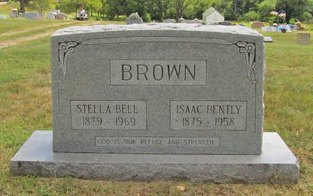 BROWN, STELLA BELL - Benton County, Arkansas | STELLA BELL BROWN - Arkansas Gravestone Photos