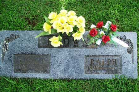 BROWN, RALPH - Benton County, Arkansas | RALPH BROWN - Arkansas Gravestone Photos