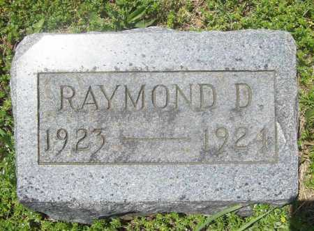 BROWNING, RAYMOND D. - Benton County, Arkansas | RAYMOND D. BROWNING - Arkansas Gravestone Photos