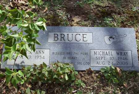 BRUCE, MICHAEL WRAY - Benton County, Arkansas | MICHAEL WRAY BRUCE - Arkansas Gravestone Photos