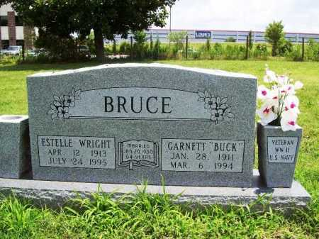 BRUCE, ESTELLE - Benton County, Arkansas | ESTELLE BRUCE - Arkansas Gravestone Photos