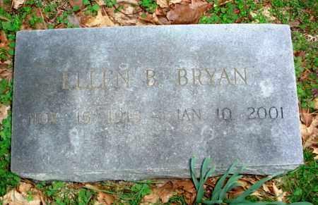 BRYAN, ELLEN B. - Benton County, Arkansas | ELLEN B. BRYAN - Arkansas Gravestone Photos