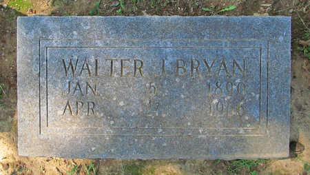 BRYAN, WALTER J - Benton County, Arkansas | WALTER J BRYAN - Arkansas Gravestone Photos