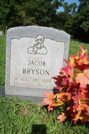 BRYSON, JACOB - Benton County, Arkansas | JACOB BRYSON - Arkansas Gravestone Photos