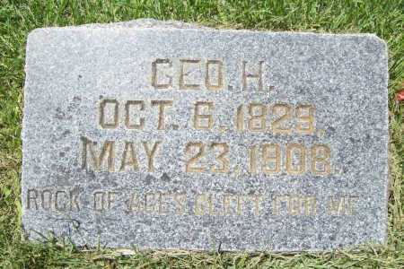 BUCK, GEORGE HENRY - Benton County, Arkansas | GEORGE HENRY BUCK - Arkansas Gravestone Photos