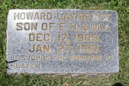 BUCK, HOWARD LAWRENCE - Benton County, Arkansas | HOWARD LAWRENCE BUCK - Arkansas Gravestone Photos