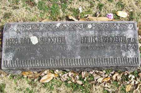 DANIELS BUCKELEW, HAZEL - Benton County, Arkansas | HAZEL DANIELS BUCKELEW - Arkansas Gravestone Photos