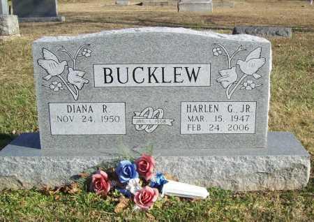 BUCKLEW, JR  (VETERAN), HARLEN GLENN - Benton County, Arkansas | HARLEN GLENN BUCKLEW, JR  (VETERAN) - Arkansas Gravestone Photos