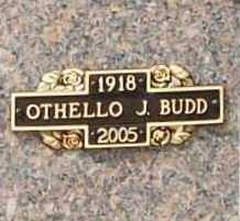 "BUDD (VETERAN WWII), OTHELLO J. ""O.J."" - Benton County, Arkansas 