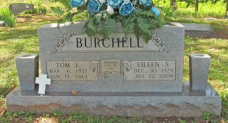 BURCHELL, EILEEN S. - Benton County, Arkansas | EILEEN S. BURCHELL - Arkansas Gravestone Photos