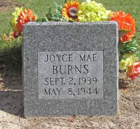 BURNS, JOYCE MAE - Benton County, Arkansas | JOYCE MAE BURNS - Arkansas Gravestone Photos