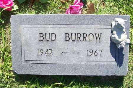 BURROW, BUD - Benton County, Arkansas | BUD BURROW - Arkansas Gravestone Photos