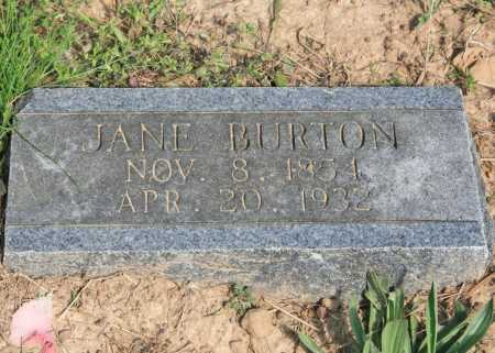 ROLLER BURTON, SAMANTHA JANE - Benton County, Arkansas | SAMANTHA JANE ROLLER BURTON - Arkansas Gravestone Photos