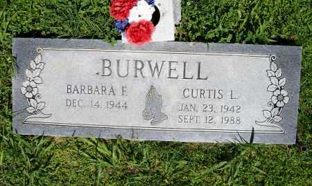 BURWELL, CURTIS L. - Benton County, Arkansas | CURTIS L. BURWELL - Arkansas Gravestone Photos