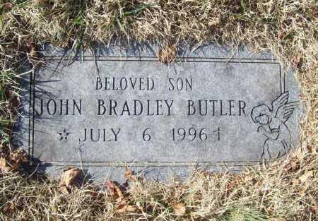 BUTLER, JOHN BRADLEY - Benton County, Arkansas | JOHN BRADLEY BUTLER - Arkansas Gravestone Photos