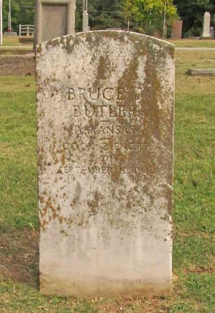 BUTLER (VETERAN), BRUCE J. - Benton County, Arkansas | BRUCE J. BUTLER (VETERAN) - Arkansas Gravestone Photos
