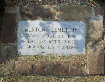*BUXTON CEMETERY,  - Benton County, Arkansas |  *BUXTON CEMETERY - Arkansas Gravestone Photos