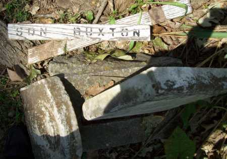 BUXTON, SON - Benton County, Arkansas | SON BUXTON - Arkansas Gravestone Photos