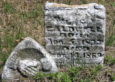 CALDWELL, SILAS W. - Benton County, Arkansas | SILAS W. CALDWELL - Arkansas Gravestone Photos