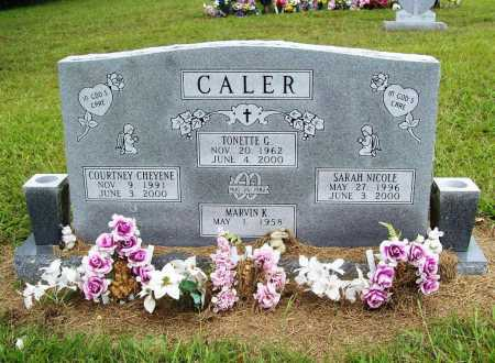 KELLEY CALER, TONETTE GAY - Benton County, Arkansas | TONETTE GAY KELLEY CALER - Arkansas Gravestone Photos