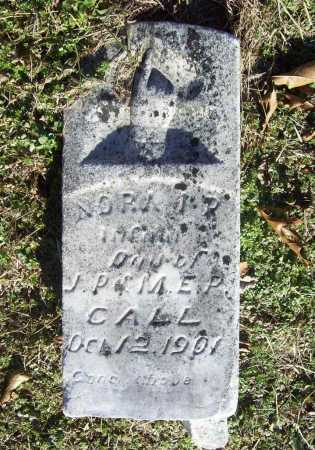 CALL, NORA J. P. - Benton County, Arkansas | NORA J. P. CALL - Arkansas Gravestone Photos