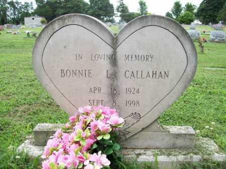 CALLAHAN, BONNIE L. - Benton County, Arkansas | BONNIE L. CALLAHAN - Arkansas Gravestone Photos
