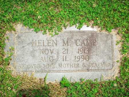 CAMP, HELEN M. - Benton County, Arkansas | HELEN M. CAMP - Arkansas Gravestone Photos