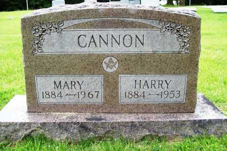 CANNON, MARY - Benton County, Arkansas | MARY CANNON - Arkansas Gravestone Photos