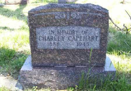 CAPEHART, CHARLEY - Benton County, Arkansas | CHARLEY CAPEHART - Arkansas Gravestone Photos