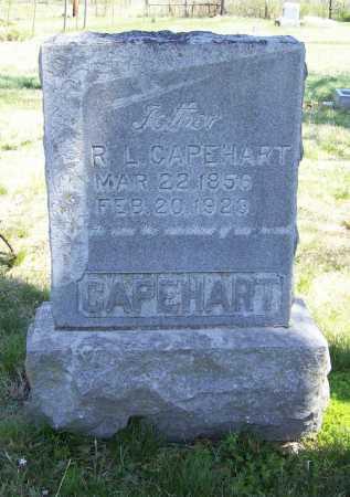 CAPEHART, R. L. - Benton County, Arkansas | R. L. CAPEHART - Arkansas Gravestone Photos