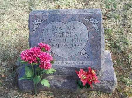 CARDEN, EVA MAE - Benton County, Arkansas | EVA MAE CARDEN - Arkansas Gravestone Photos