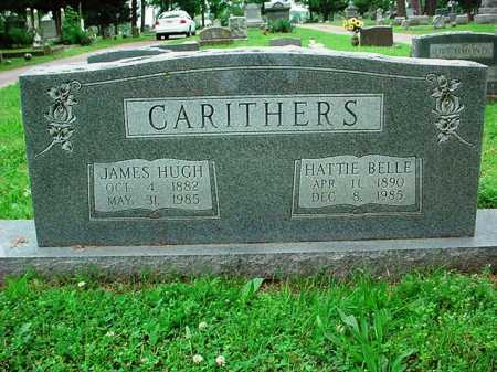 CARITHERS, JAMES HUGH - Benton County, Arkansas | JAMES HUGH CARITHERS - Arkansas Gravestone Photos