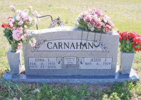 CARNAHAN, EDNA L. - Benton County, Arkansas | EDNA L. CARNAHAN - Arkansas Gravestone Photos