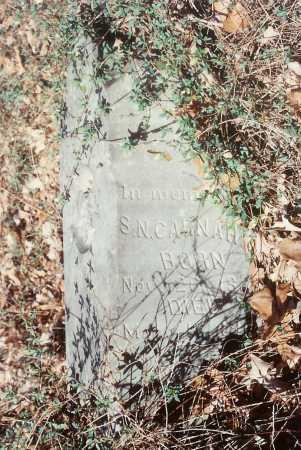 CARNAHAN, EMMA ELLEN - Benton County, Arkansas | EMMA ELLEN CARNAHAN - Arkansas Gravestone Photos