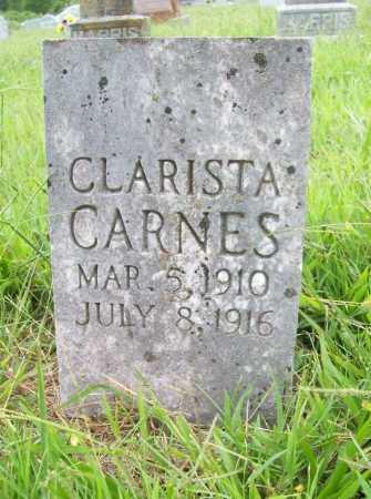 CARNES, CLARISTA - Benton County, Arkansas | CLARISTA CARNES - Arkansas Gravestone Photos