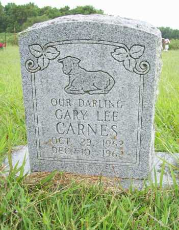 CARNES, GARY LEE - Benton County, Arkansas | GARY LEE CARNES - Arkansas Gravestone Photos