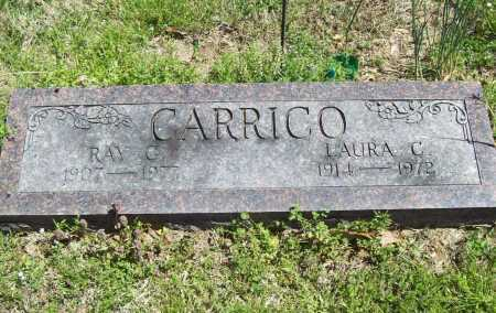 CARRICO, LAURA C. - Benton County, Arkansas | LAURA C. CARRICO - Arkansas Gravestone Photos