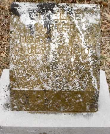 CARTER, ETHEL E - Benton County, Arkansas | ETHEL E CARTER - Arkansas Gravestone Photos