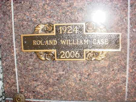 CASE, ROLAND WILLIAM - Benton County, Arkansas | ROLAND WILLIAM CASE - Arkansas Gravestone Photos