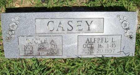 CASEY, LUCILE A. - Benton County, Arkansas | LUCILE A. CASEY - Arkansas Gravestone Photos