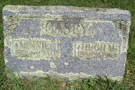CASEY, HUGH M. - Benton County, Arkansas | HUGH M. CASEY - Arkansas Gravestone Photos