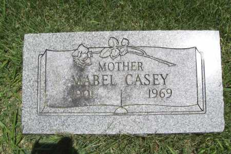 CASEY, MABEL - Benton County, Arkansas | MABEL CASEY - Arkansas Gravestone Photos