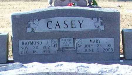 CASEY, RAYMOND J. - Benton County, Arkansas | RAYMOND J. CASEY - Arkansas Gravestone Photos