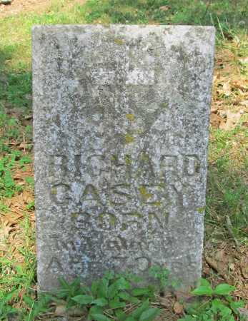 CASEY, RICHARD - Benton County, Arkansas | RICHARD CASEY - Arkansas Gravestone Photos